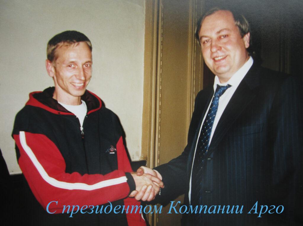 Виктор Калинин