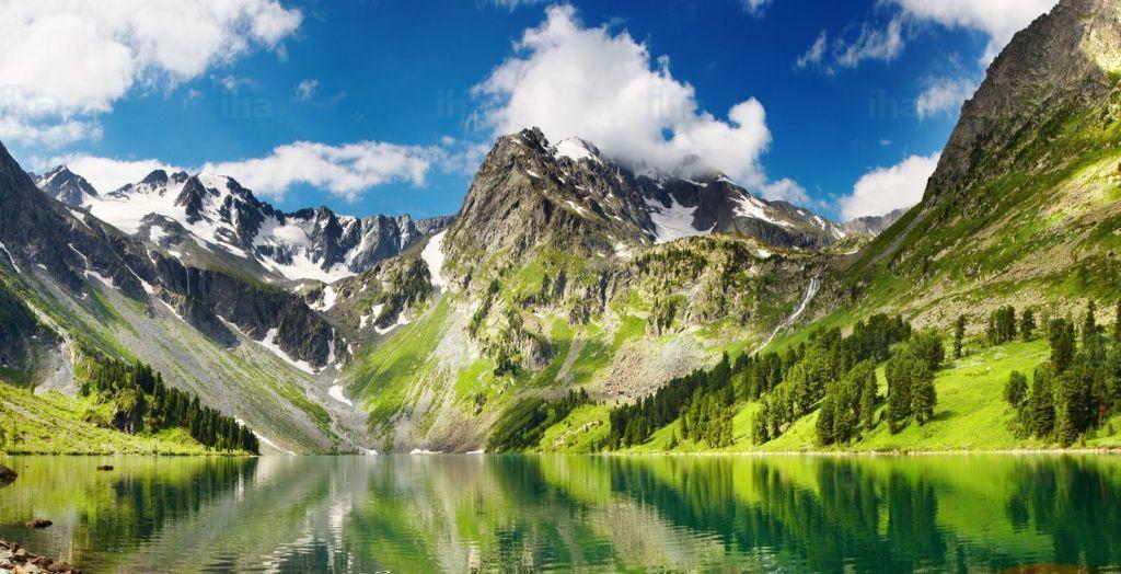 горы, камни, цеолит