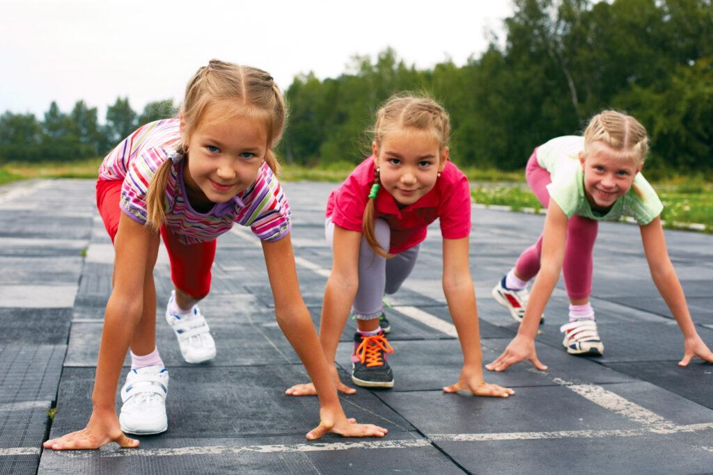 Дети, спорт, ВК