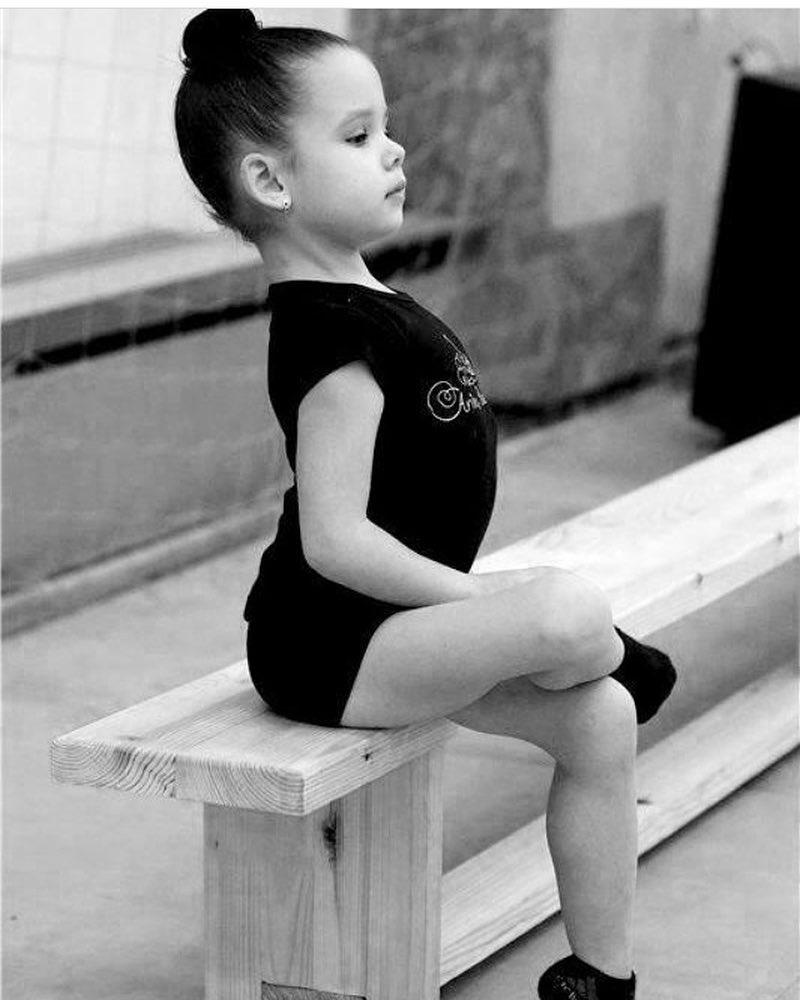 Гимнастка. ВК